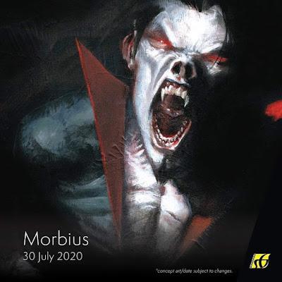 Filem Keluar Panggung Wayang 2020 | Morbius (2020)