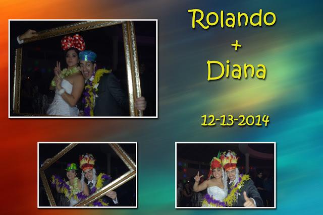 Fotocabina para bodas en Subachoque (Los Nogales)