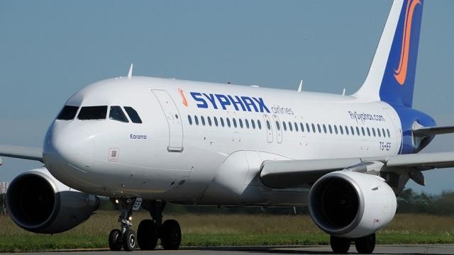 سيفاكس آرلاينز Syphax Airlines