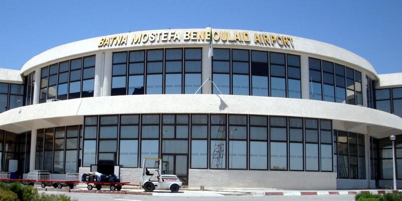 مطار مصطفى بن بولعيد أو مطار باتنة