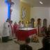 Vídeo mostra Dom Manuel discutindo com fiéis em missa