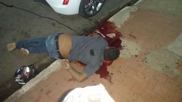 Após assalto frustrado, 2 assaltantes são baleados, um morre em Porto Velho