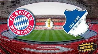 Бавария - Хоффенхайм смотреть онлайн бесплатно 05 февраля 2020 прямая трансляция в 22:45 МСК.