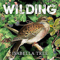 Audiobook cover for Wilding