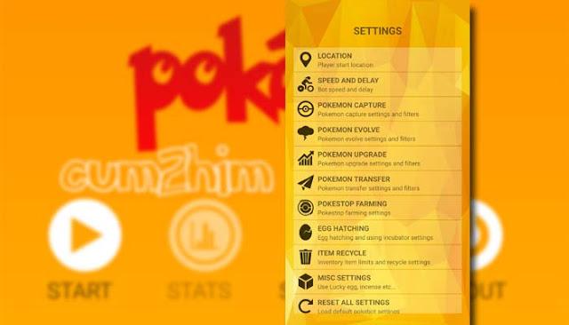 PokeBot Version 1.0.12 Apk Terbaru