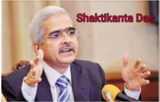 RBI new governor Shaktikanta das