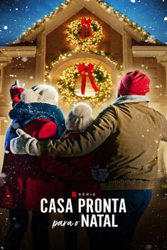 Casa Pronta para o Natal 1ª Temporada Torrent – WEB-DL 1080p Dublado