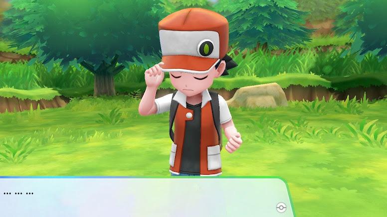 Pokémon Let's Go Pikachu e Eevee - Batalha Red