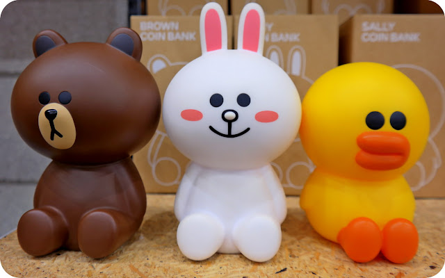 Brown+Cony+Sally