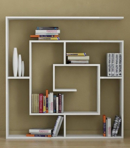 DIY STYLISH WALL SHELVES FOR INTERIOR HOME DESIGN
