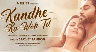 Kandhe Ka Woh Til Lyrics - Sachet Tandon