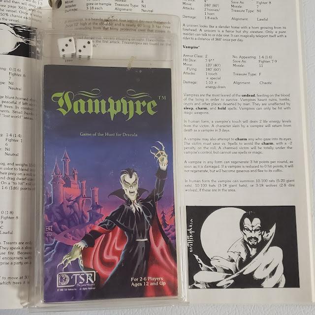Vampire chic, circa 1981
