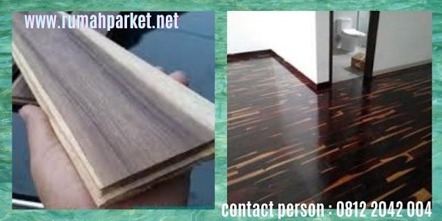 jenis lantai kayu solid indoor - parket sonokeling