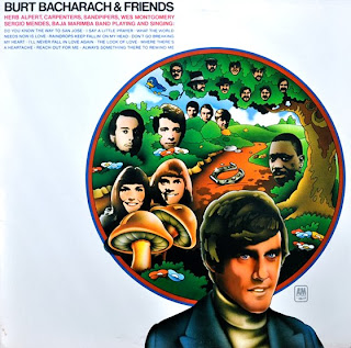 Mondo Exploito Burt Bacharach Amp Friends