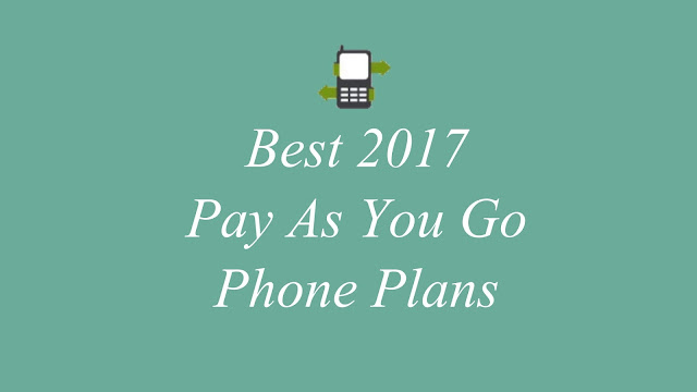 Best Pay As You Go Cell Plans 2016