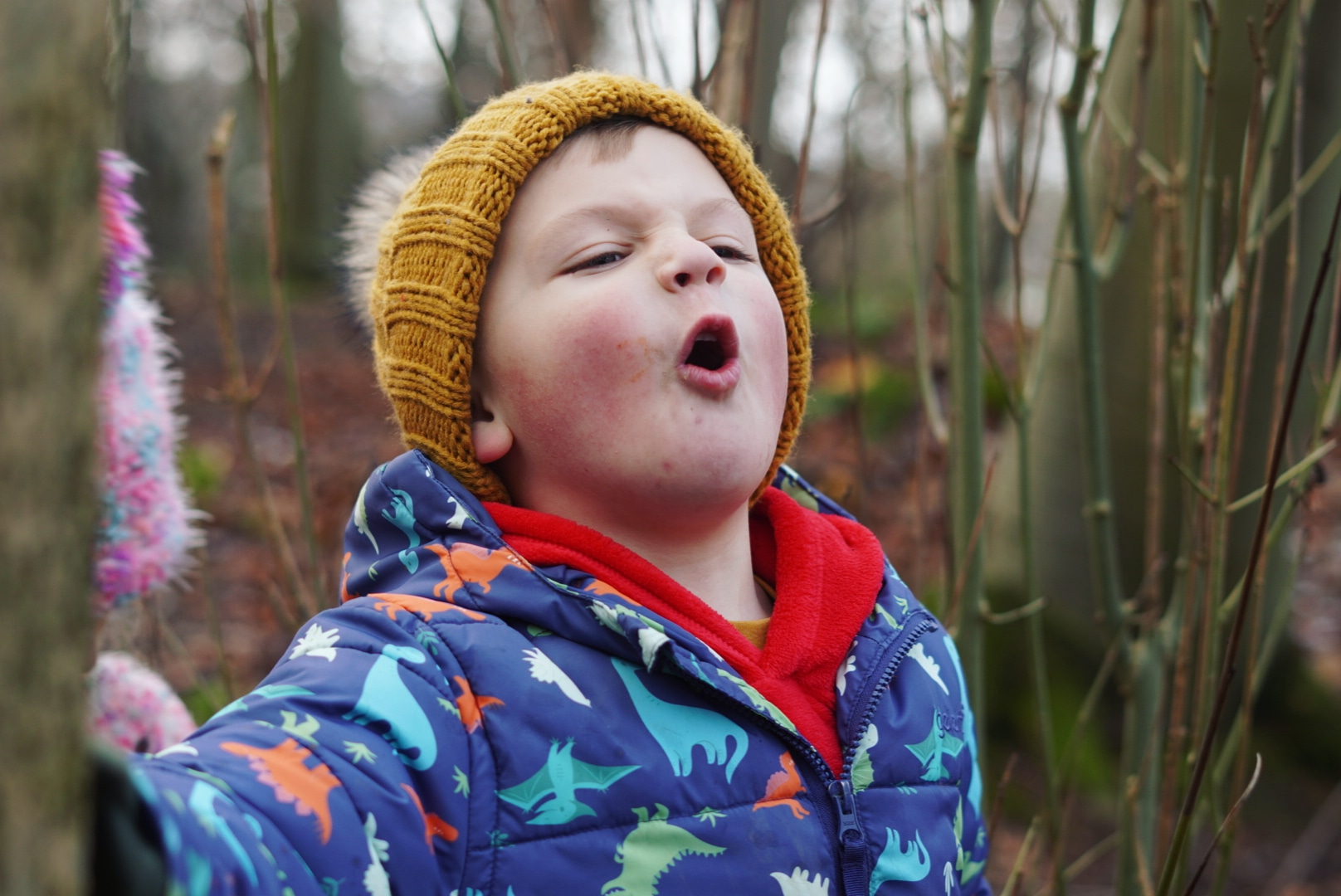 Outdoor clothing for kids