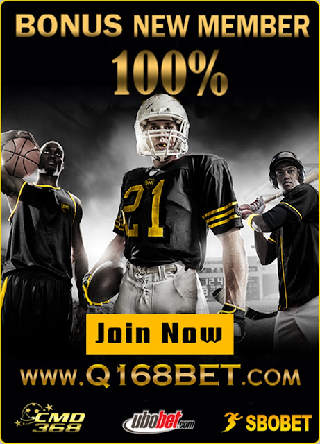 Q168bet - Situs Judi Online promo Sportsbook