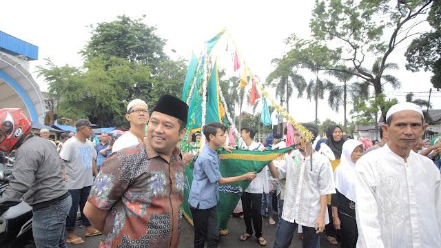 Merawat Budaya Islam, Ini Tradisi Uni Masyarakat Tangerang Peringati Maulid Nabi Muhammad SAW