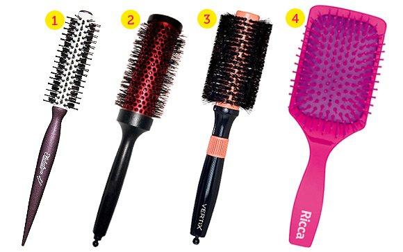 Tipos de escova e para que serve cada uma: