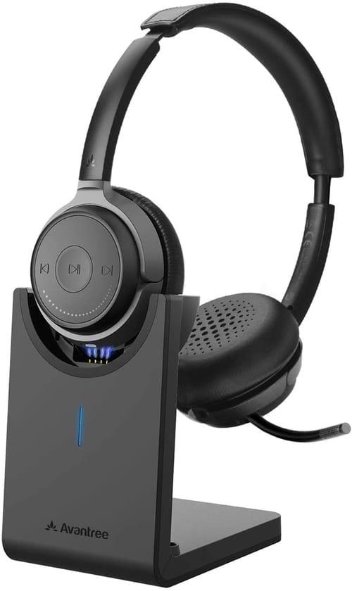 Review Avantree Alto Clair aptX HD Bluetooth 5.0 Headse
