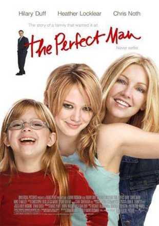 The Perfect Man 2005 BRRip 720p Dual Audio Hindi English