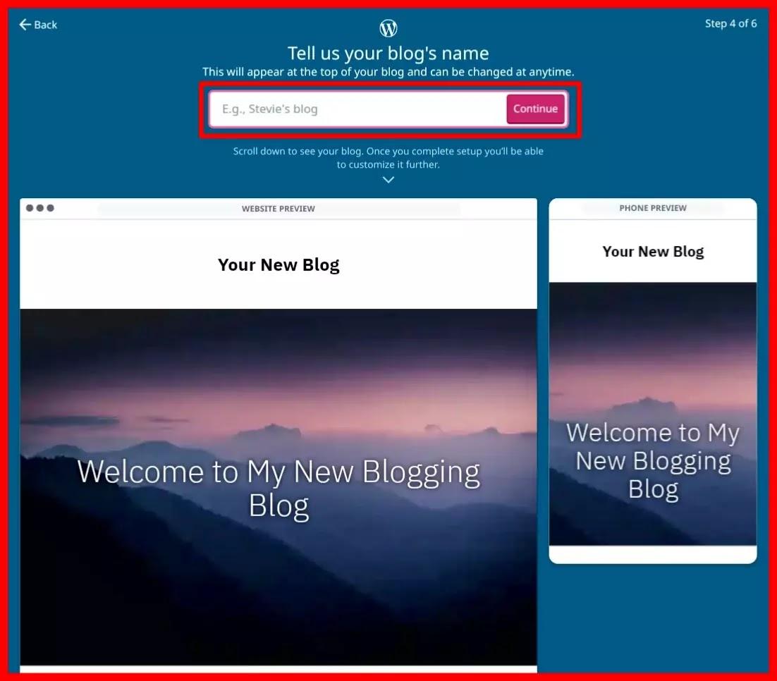 free wordpress website kaise banaye