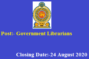 Government Librarians