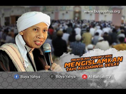 Buya Yahya Menyikapi Tokoh yang Banyak Mengislamkan tapi Aqidahnya Wahabi