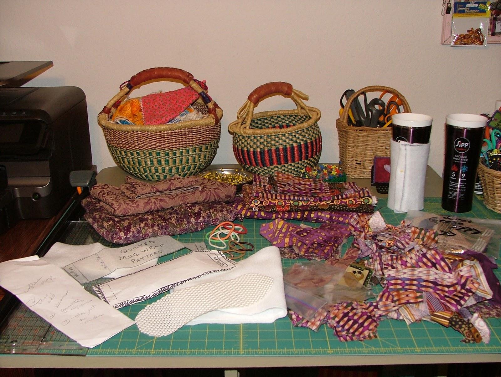 Michele Bilyeu Creates With Heart And Hands Making Mug