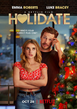 Holidate 2020 HDRip 720p Dual Audio