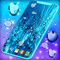 Water Drops Live Wallpaper 💧 Rain 4K Wallpapers Apk Download