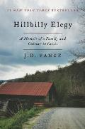 men's book club review summary of Hillbilly Elegy by J.D. Vance