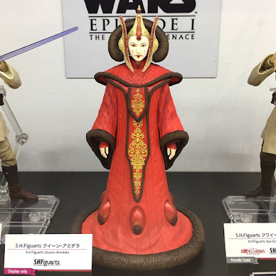 S.H.Figuarts Star Wars Ep.I Queen Amidala