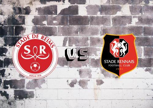 Reims vs Rennes  Resumen