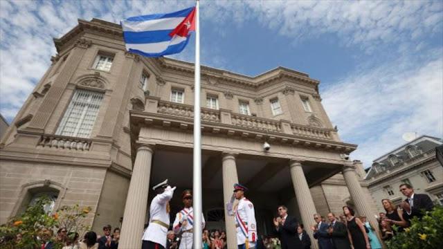 Cuba denuncia intento de EEUU de violar su soberanía por Internet