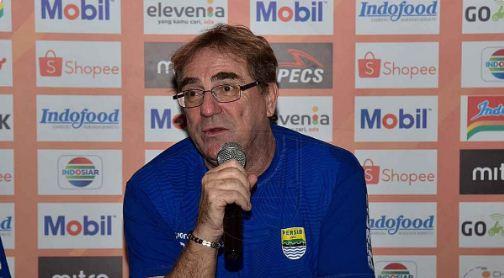 Robert: Kemenangan atas Persela Akan Berdampak Saat Lawan Arema FC