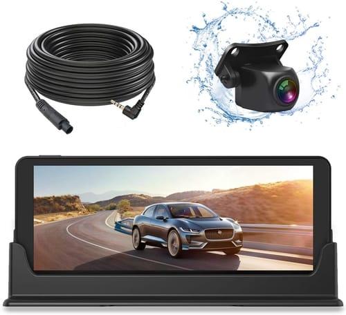 JUSTONE 1080P HD Upgrade Car Backup Camera