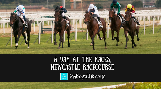 A Day at the Races, Newcastle Racecourse