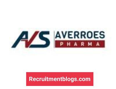 Averroes Pharma Summer Internship Program 2021