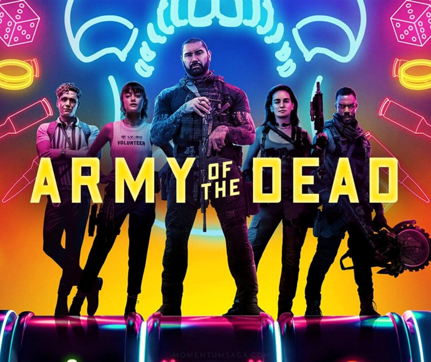 Army of the Dead: em defesa dos filmes farofa
