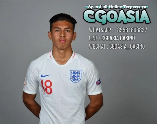 Jeremy Sarmiento pemain muda rebutan timnas Inggris,Spanyol dan Ekuador. - Rumahsport.com