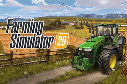 Farming Simulator 20 v0.0.0.65 - Google Mod Apk for Android (Unlimited Money)