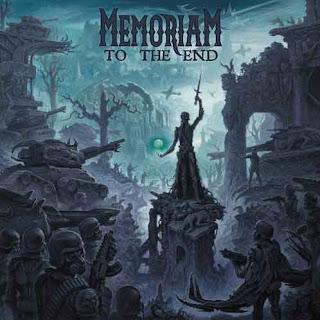 """Ο δίσκος των Memoriam """"To the End"""""""