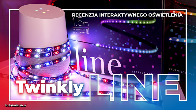 Twinkly Line
