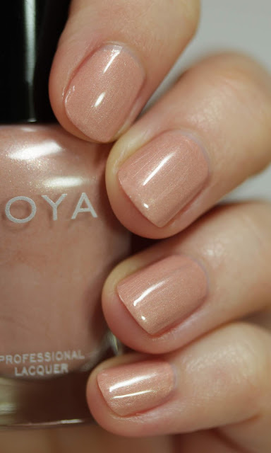 Zoya AJ swatch by Streets Ahead Style