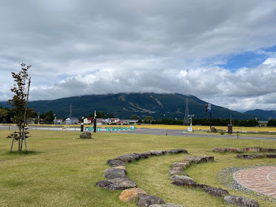 9月の磐梯山