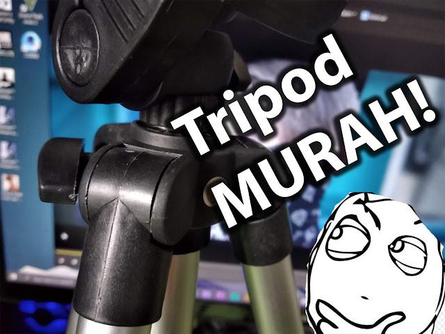Tripod Weifeng WT-3110A, tripod MURAH!!!