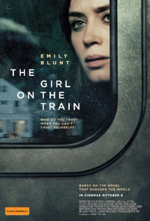 The Girl on the Train full movie 2016 Poster