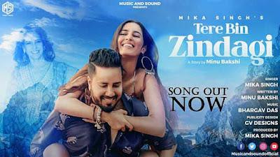 Tere Bin Zindagi by Mika Singh