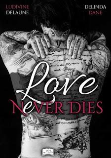 [Ludivine Delaune & Delinda Dane]Love nEver dies Couv20389658